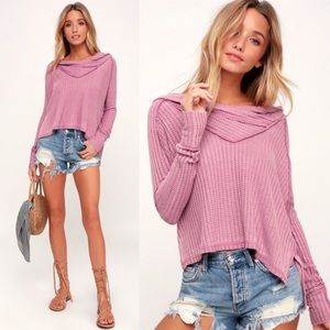 Free People Wildcat Thermal Top Size Extra Small